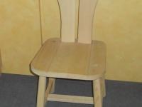Massivholzmöbel 4 - Stuhl